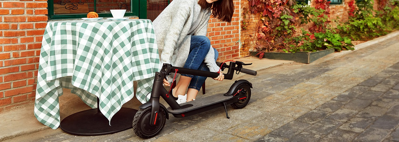 Mi Home Electric Scooter White M365 - Mi Store NZ