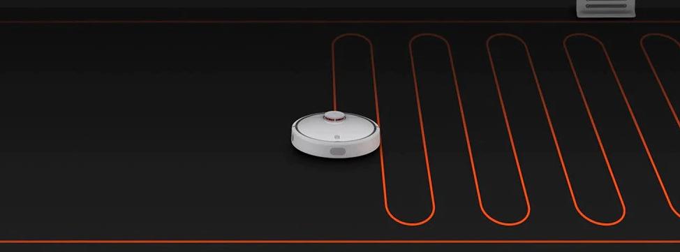 Mi Home Robot Vacuum Cleaner APP Control Smart - Mi Store NZ