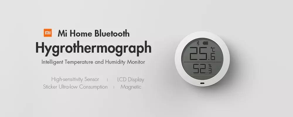 Mi Home Monitor Temperature & Humidity - Mi Store NZ