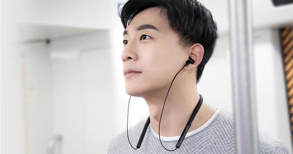 Mi Wireless Earphones Bluetooth Neckband - Mi Store NZ