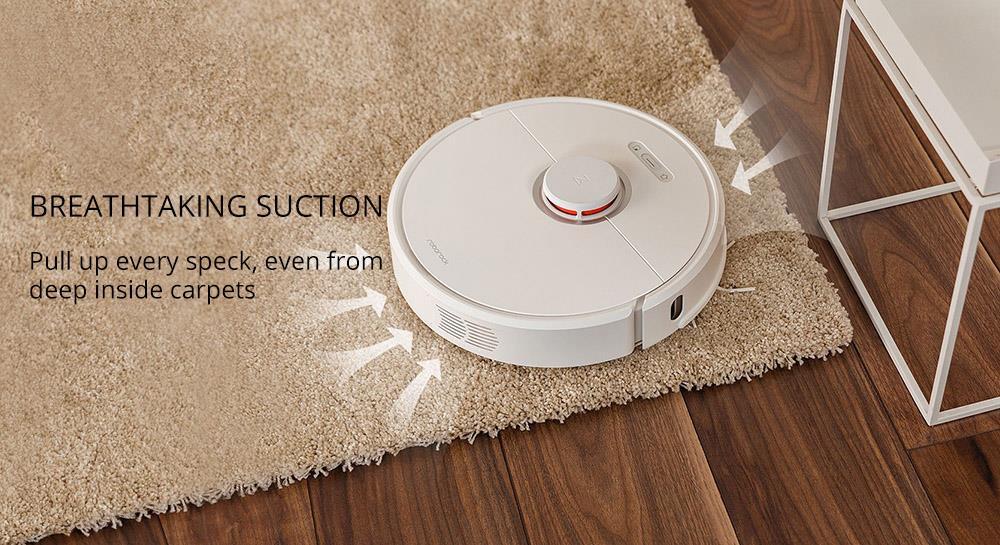 Roborock Vacuum Cleaner S6 Smart Robot - Mi Store NZ